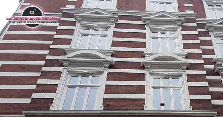 Immobilienmakler Hamburg: Eigentumswohnung in Wandsbek