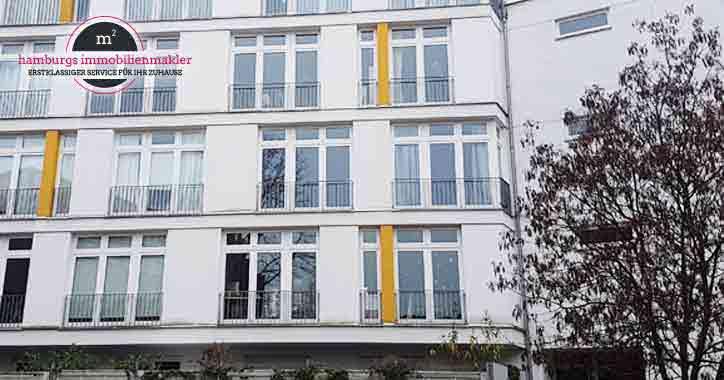 Immobilienmakler Hamburg: Eigentumswohnung in Sternschanze
