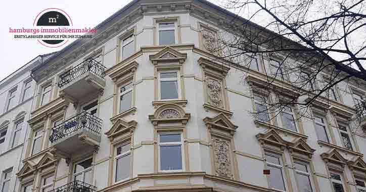 Eigentumswohnung in Wandsbek verkauft von Hamburgs Immobilienmakler