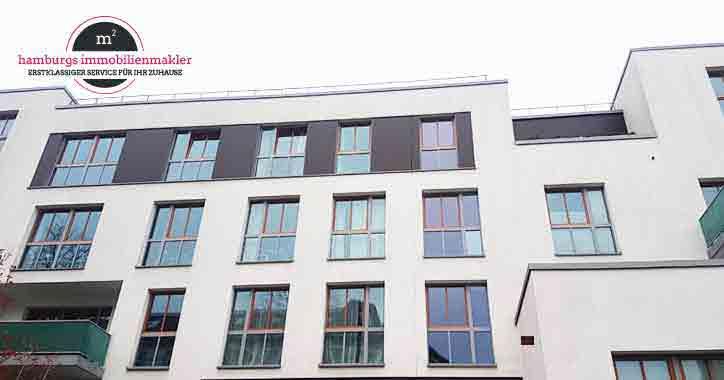 Eigentumswohnung in Hamburg Hamm verkauft von Hamburgs Immobilienmakler