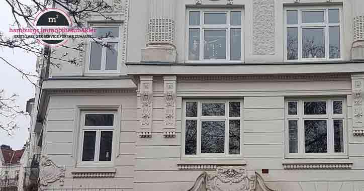 Immobilienmakler Hamburg: Eigentumswohnung in Eimsbüttel