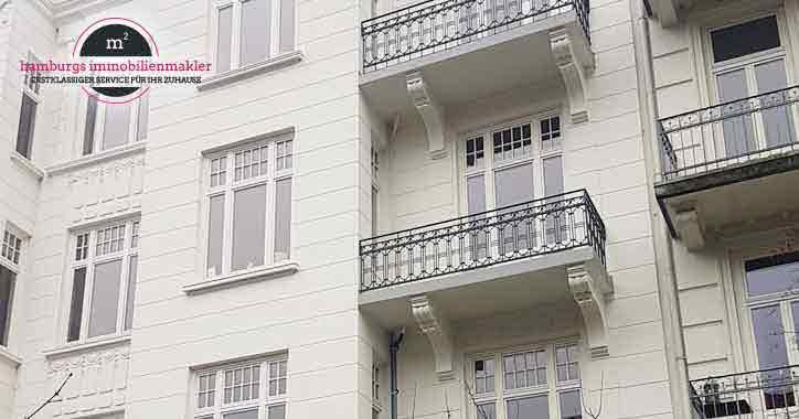 Eigentumswohnung in Hamburg Eppendorf verkauft von Hamburgs Immobilienmakler