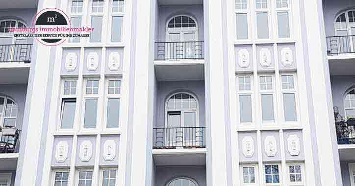 Immobilienmakler Hamburg: Eigentumswohnung in Winterhude