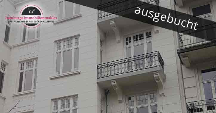 Drei Zimmer Wohnung in 20249 Eimsbüttel zu verkaufen bei Hamburgs Immobilienmakler