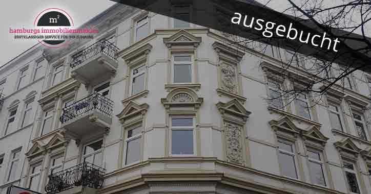 2,5 Zimmer Wohnung in 20255 Eimsbüttel zu verkaufen bei Hamburgs Immobilienmakler