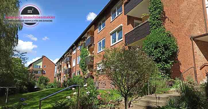 Immobilie kaufen: Eigentumswohnung in Billstedt-Öjendorf