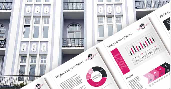 Die Wohnungsbewertung: Wohnungen mit Bewertungsmagazinen