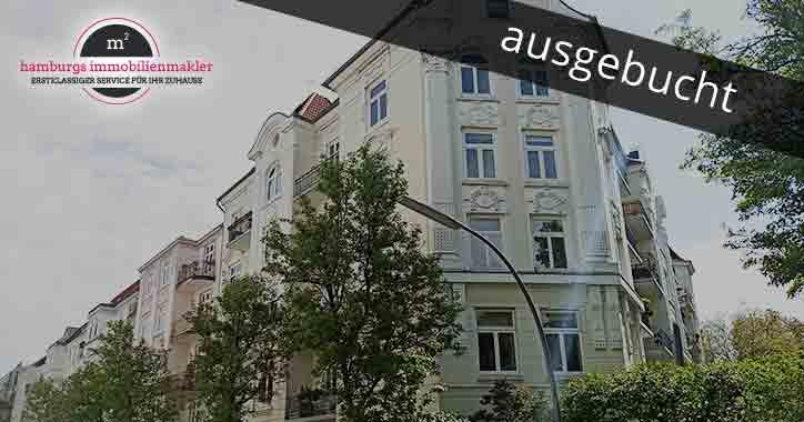 Drei Zimmer Wohnung in 20255 Eimsbüttel zu verkaufen bei Hamburgs Immobilienmakler