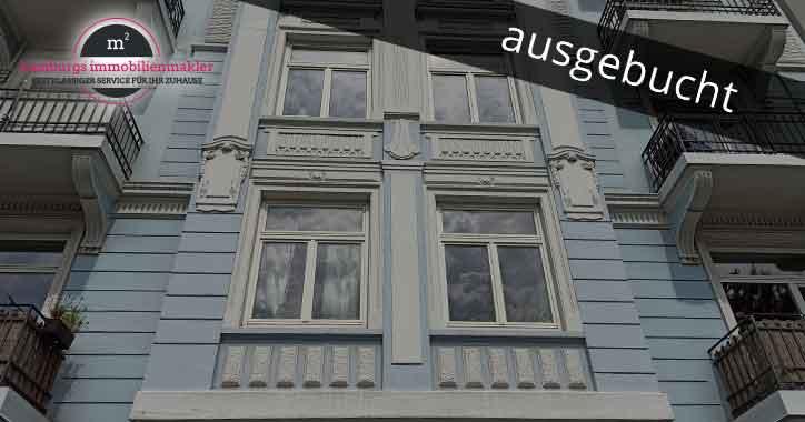 Zwei Zimmer Altbauwohnung in Hamburg Ottensen