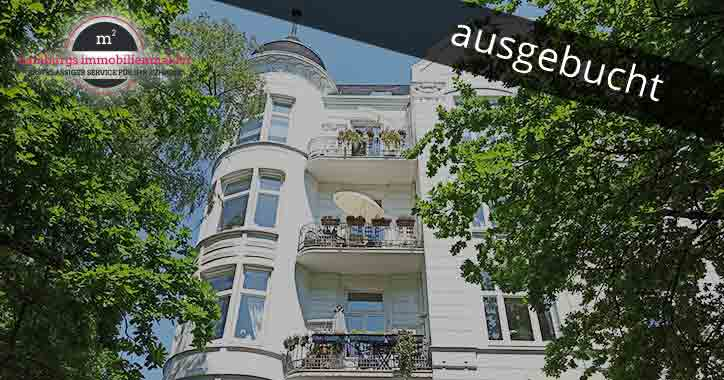 Dreieinhalb Zimmer Wohnung Hamburg Eppendorf (Altbau)