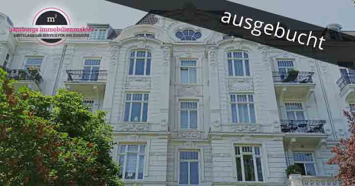 Vier Zimmer Altbauwohnung Hamburg Eppendorf