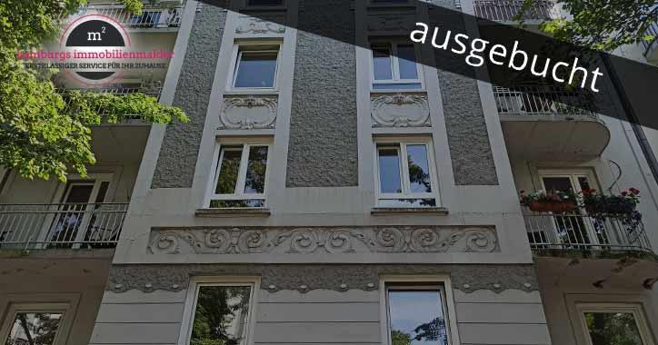Dreieinhalb Zimmer Eigentumswohnung in Hamburg Winterhude (20249)